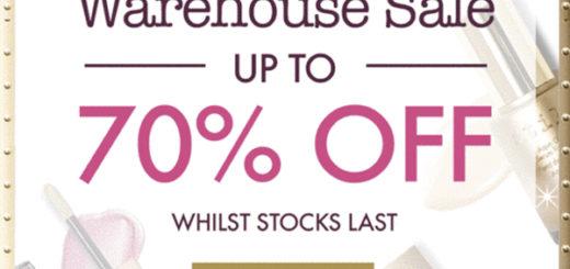 stila uk – the biggest ever sale! save up to 70%