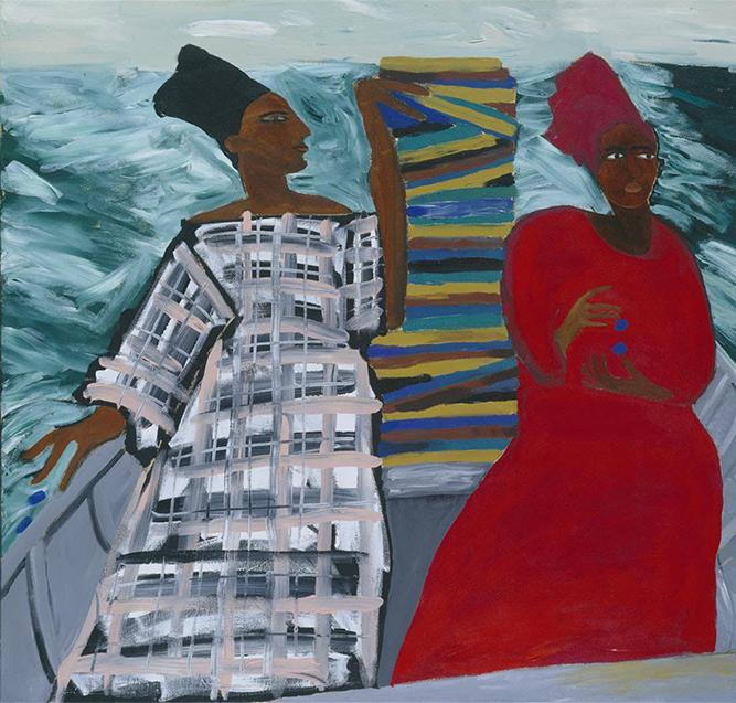 Monica Thomas, Tate Members - Women's History Month at Tate
