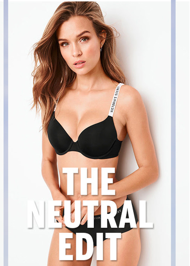 Victoria's Secret - You'll be wearing these EVERY DAY