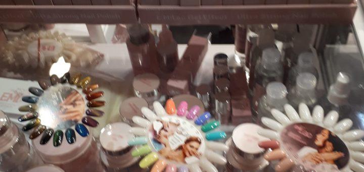 nails nails nails! @ the irish beauty show 2019