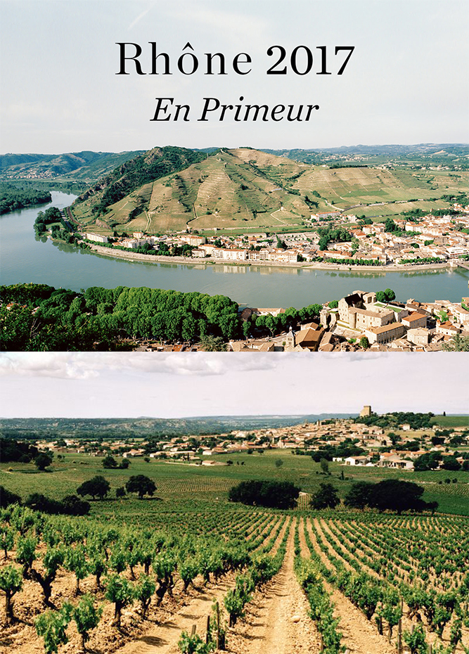Berry Bros. & Rudd - Now available: Rhône 2017 En Primeur