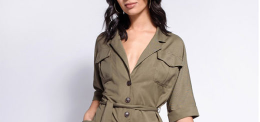dresses.ie – hot trend alert! we're all about utility styles this season!