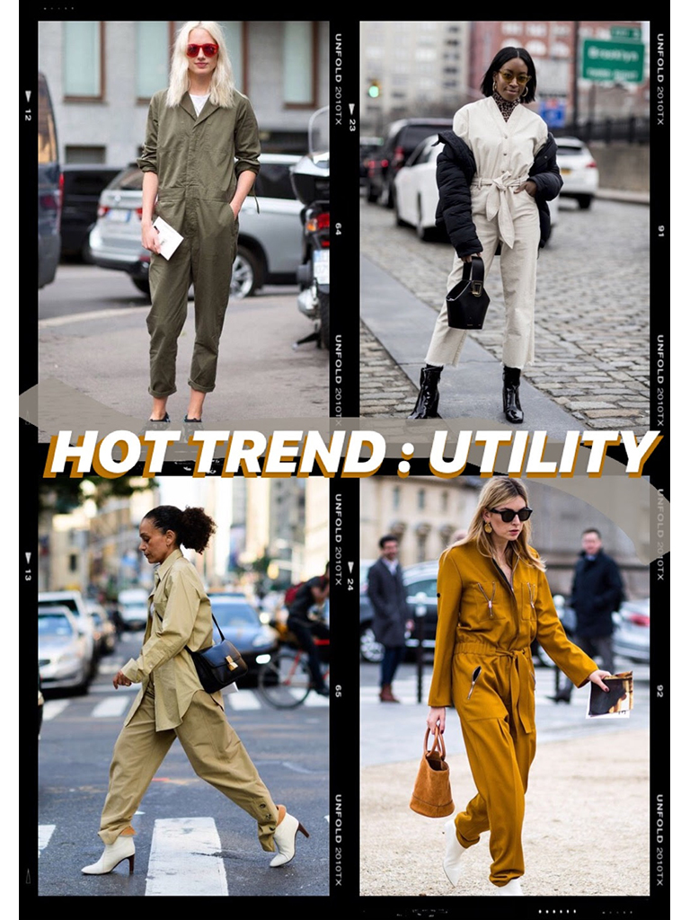 Dresses.ie - HOT TREND ALERT! we're all about utility styles this season!