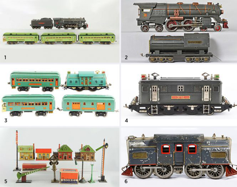 In Good Taste - All About Lionel Trains and Symbolism in Buddhist Art
