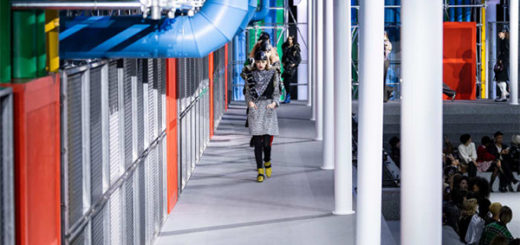 fashionista – louis vuitton takes us on a funky '80s time warp for fall 2019