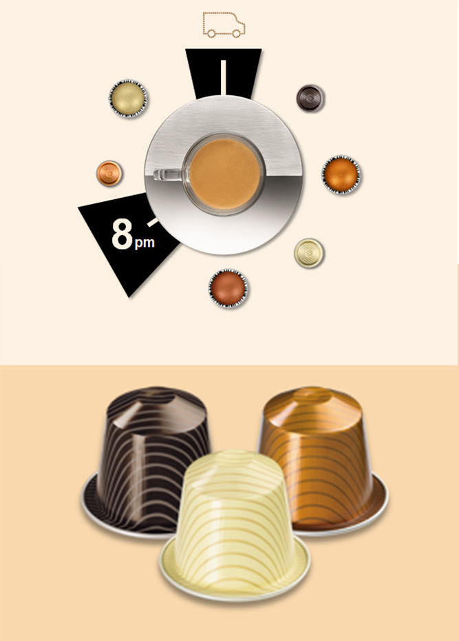 Nespresso - Treat yourself, you earned it!