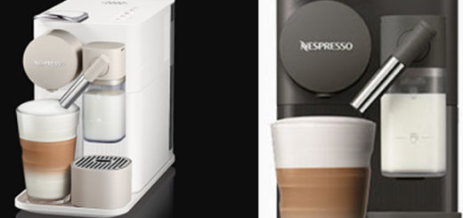 Nespresso - New colour, same quality