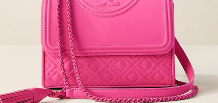 tory burch – best sellers: pink edition