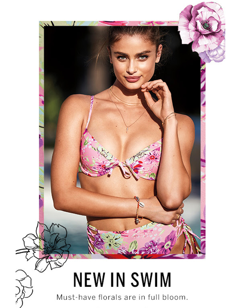 Victoria's Secret - Flirty Dream Angels in all-new prints