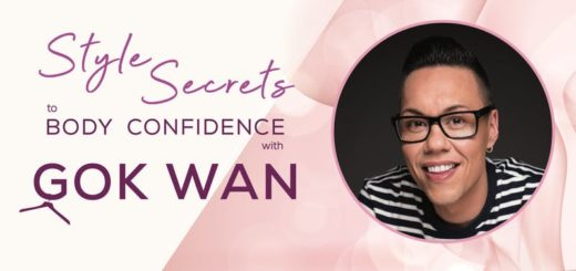 style secrets to body confidence with gok wan