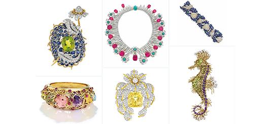 christie's – jean schlumberger: 'a trailblazer in the world of fine jewels'