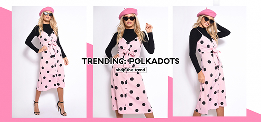 dresses.ie – trending: polkadots