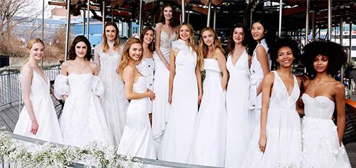 fashionista – bridal spring 2020 trends, sustainable swimwear & levi's at coachella