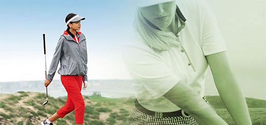 golfino news – outfits of the month- optimal functionality and perfect comfort