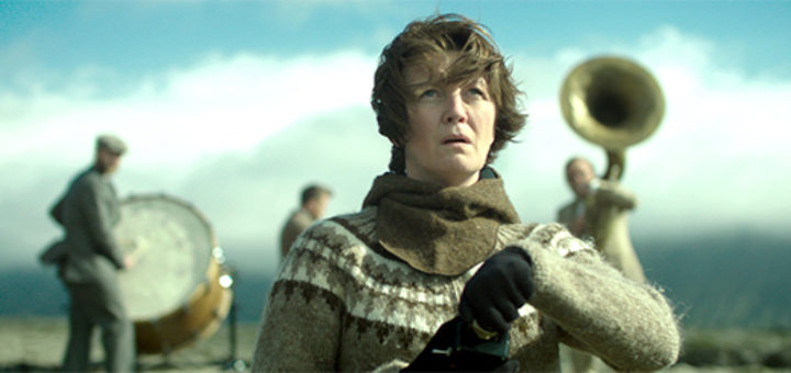 Irish Film Institute - IFI Members Preview - Woman at war- See it first