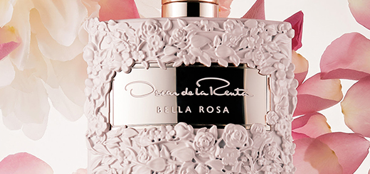 Oscar de la Renta - Introducing Bella Rosa, Oscar de la Renta's New Fragrance