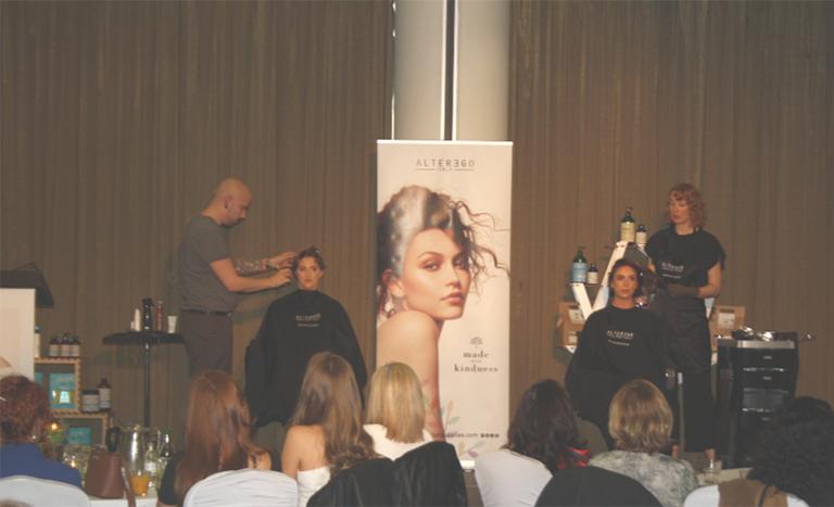 Kreative Salon Supplies - Alter Ego Awakeing Hair Show