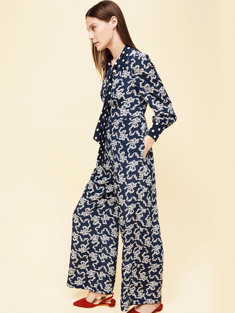 L.K.Bennett - Make A Statement In The New-Season Prints