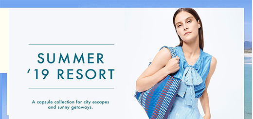 l.k.bennett – summer '19 resort collection
