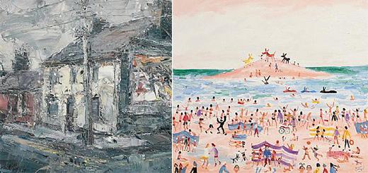 Morgan O'Driscoll - Irish & International Art Auction
