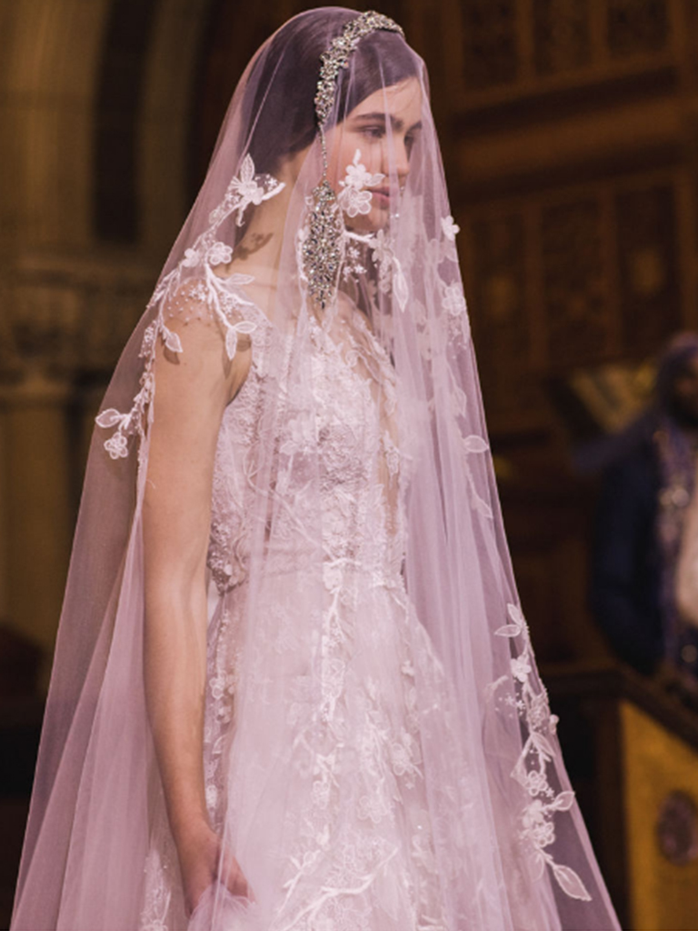 NYFW: The Shows - New York Bridal Fashion Week