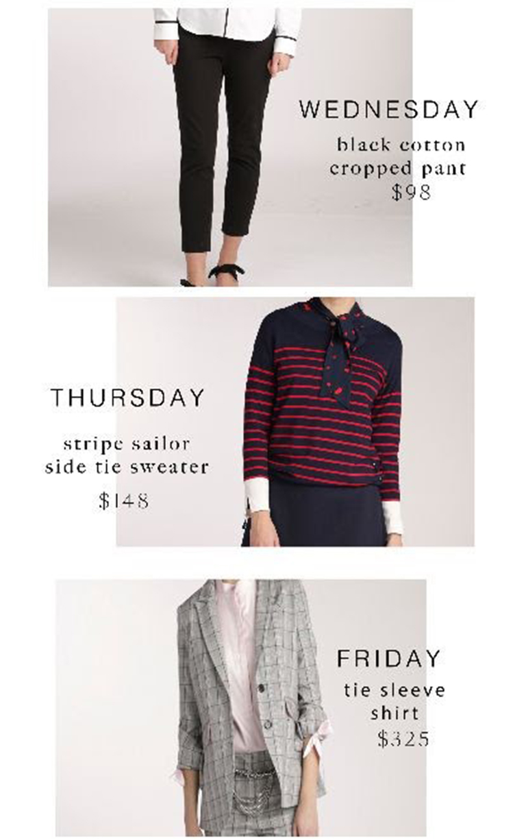 Great styles for your wardrobe rotation