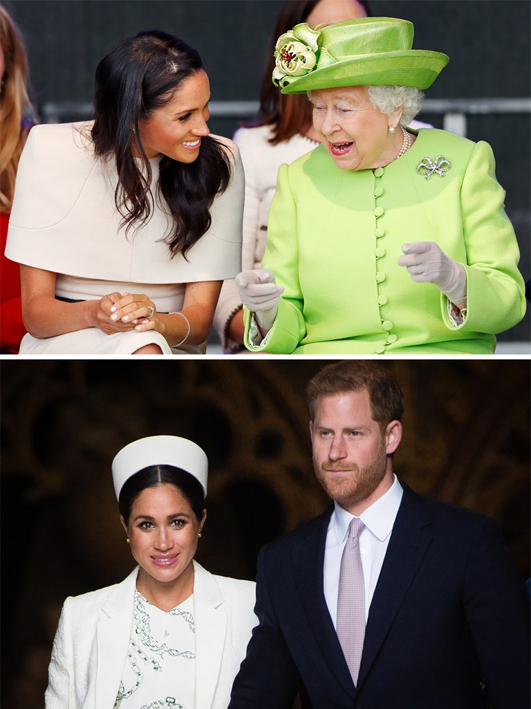 Royal Watch - Meghan and Harry Go Their Own Way