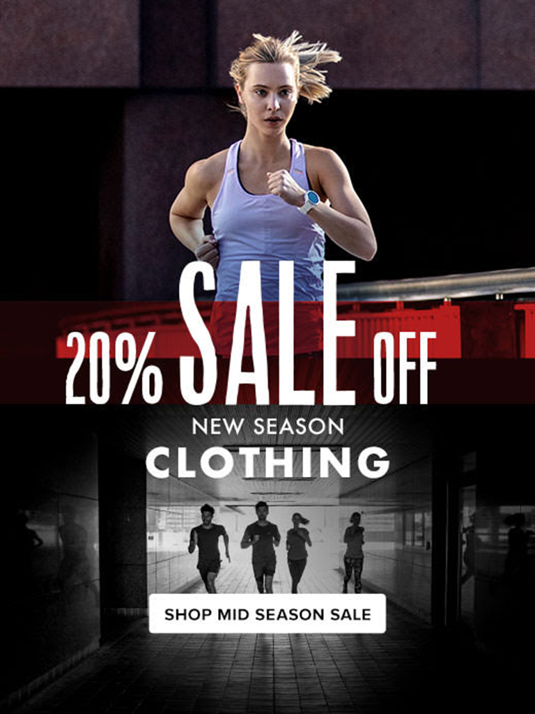 Runners Need - Mid-season sale continues