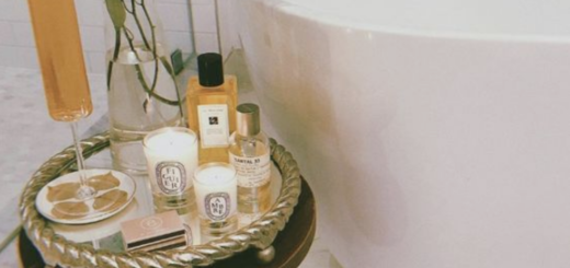 beauty product of the week: jo malone lavender and amber bath oil