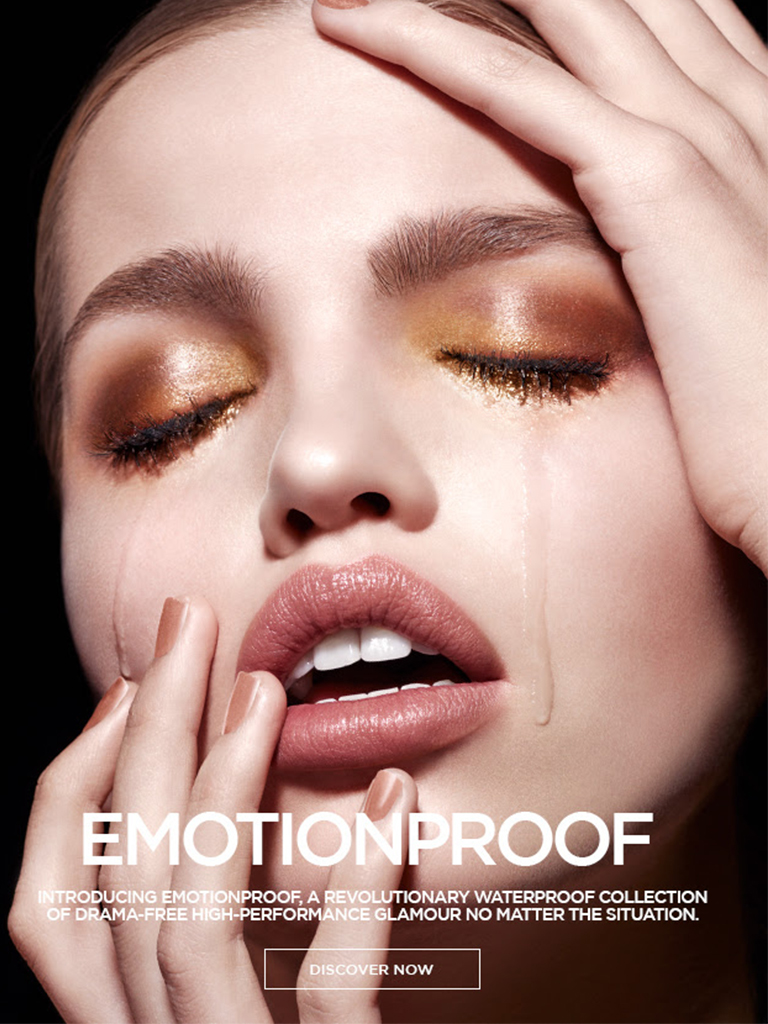 TOM FORD - INTRODUCING THE EMOTIONPROOF COLLECTION