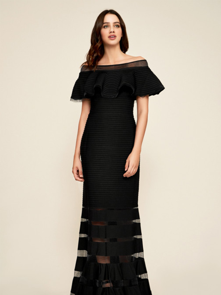Tadashi Shoji Online - The Tabora Gown - A Best-Selling Classic