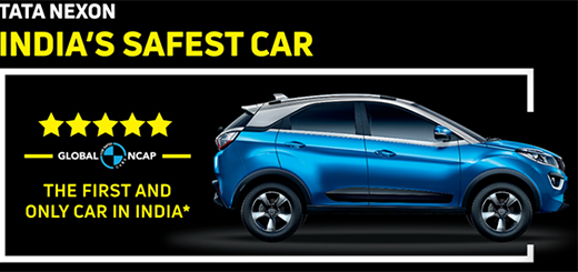 TATA Nexon - Loaded with next-gen features.