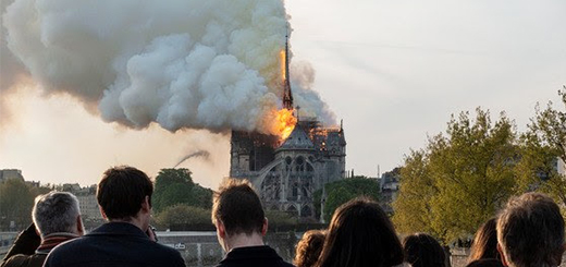 Vanity Fair - What Comes After the Notre-Dame Fire