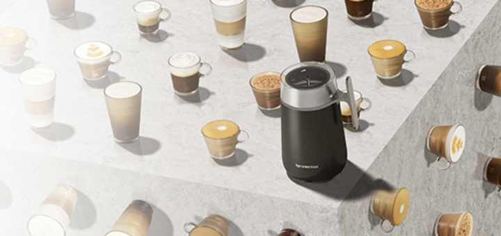 nespresso – enjoy free delivery, no kidding!