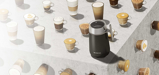 Nespresso - Enjoy Free Delivery, no kidding!
