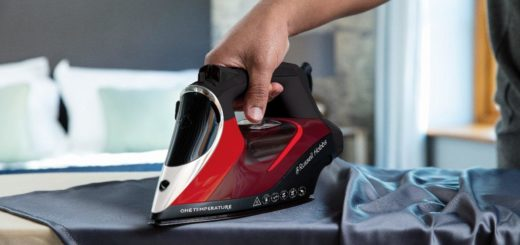 introducing the russell hobbs one temperature iron