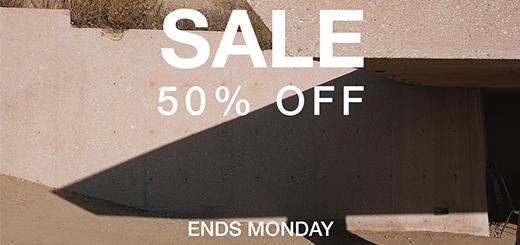 y-3 online store – y-3 sale – 50% off – ends monday