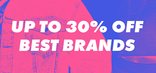 ASOS - Up to 30% off best brands