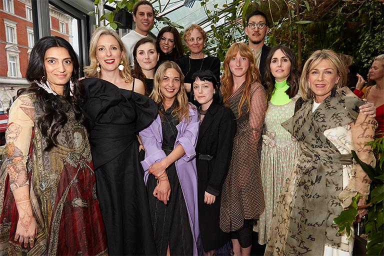 BRITISH FASHION COUNCIL - Press Release: BFC Announces 2019 Fashion Trust Grant Recipients