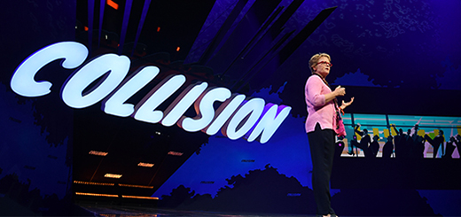 Collision - Your day two women in tech roundup