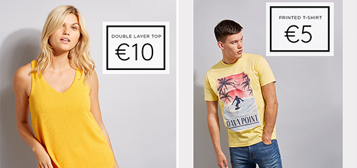 Dunnes Stores - The holiday shop is now open!