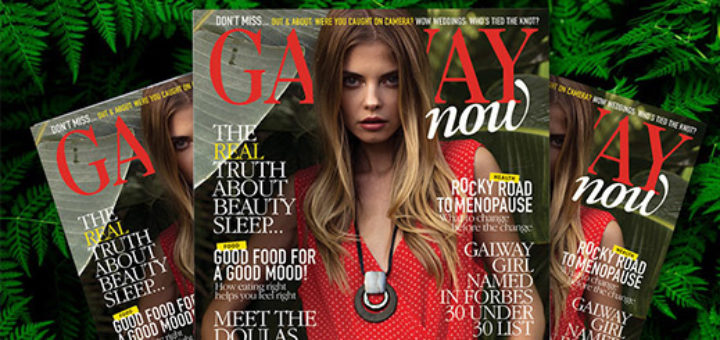 galwaynow magazine – may issue has arrived