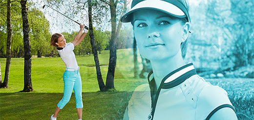 GOLFINO News - Outfits of the Month: Sporty looks for golfing