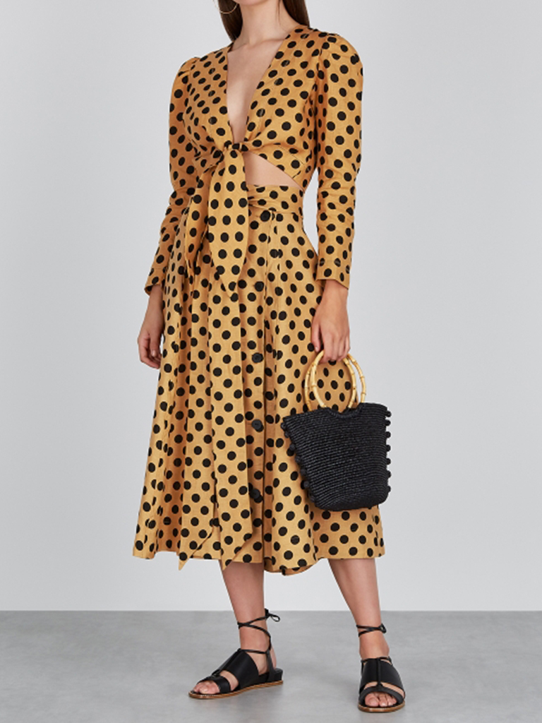 Harvey Nichols - New in Gucci, Zimmermann, Diane von Furstenberg and more