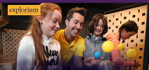 Leopardstown Racecourse - WIN A family pass to Explorium & MORE inside!