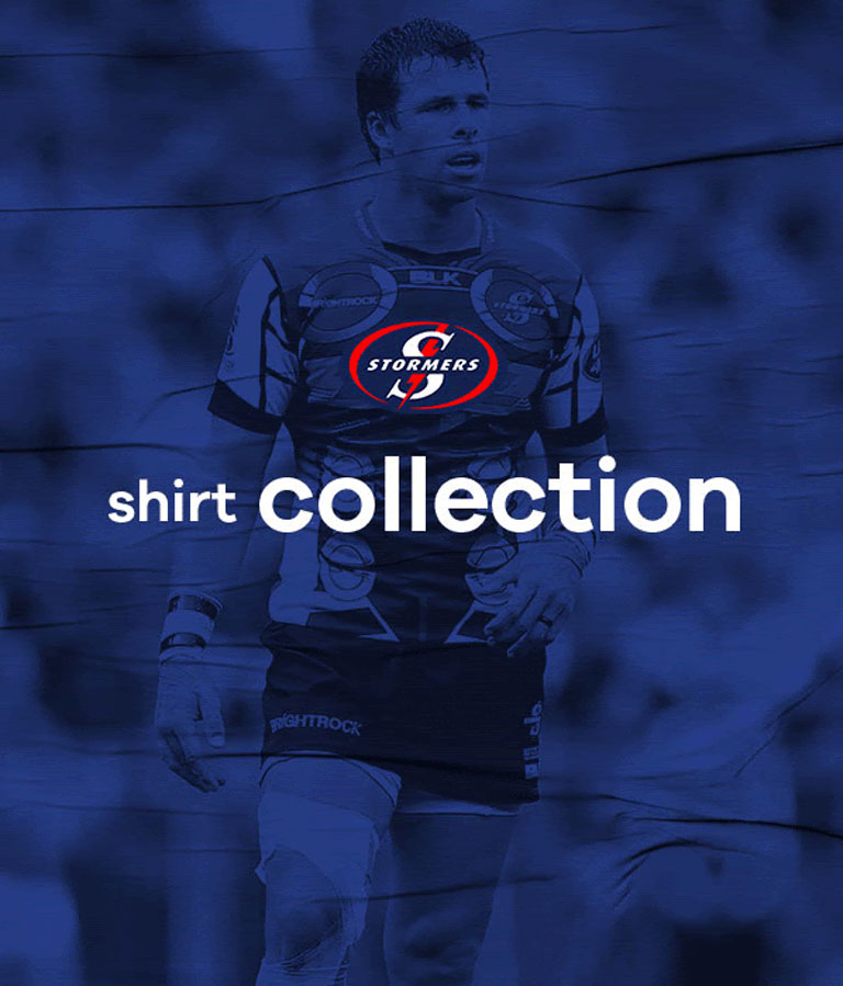 Lovell Rugby - 2019 Stormers Replica Shirts