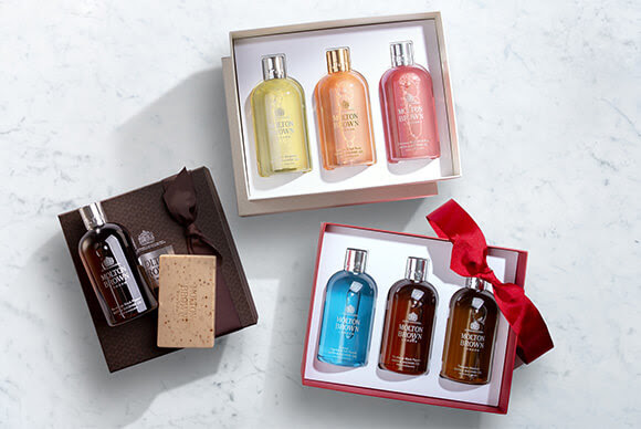 Molton Brown - 25% Off Selected Gift Sets + Free Delivery