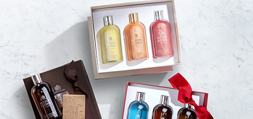 molton brown – 25% off selected gift sets + free delivery