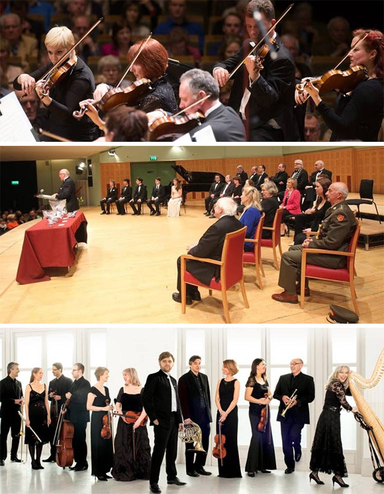 National Concert Hall - Dublin International Piano Competition