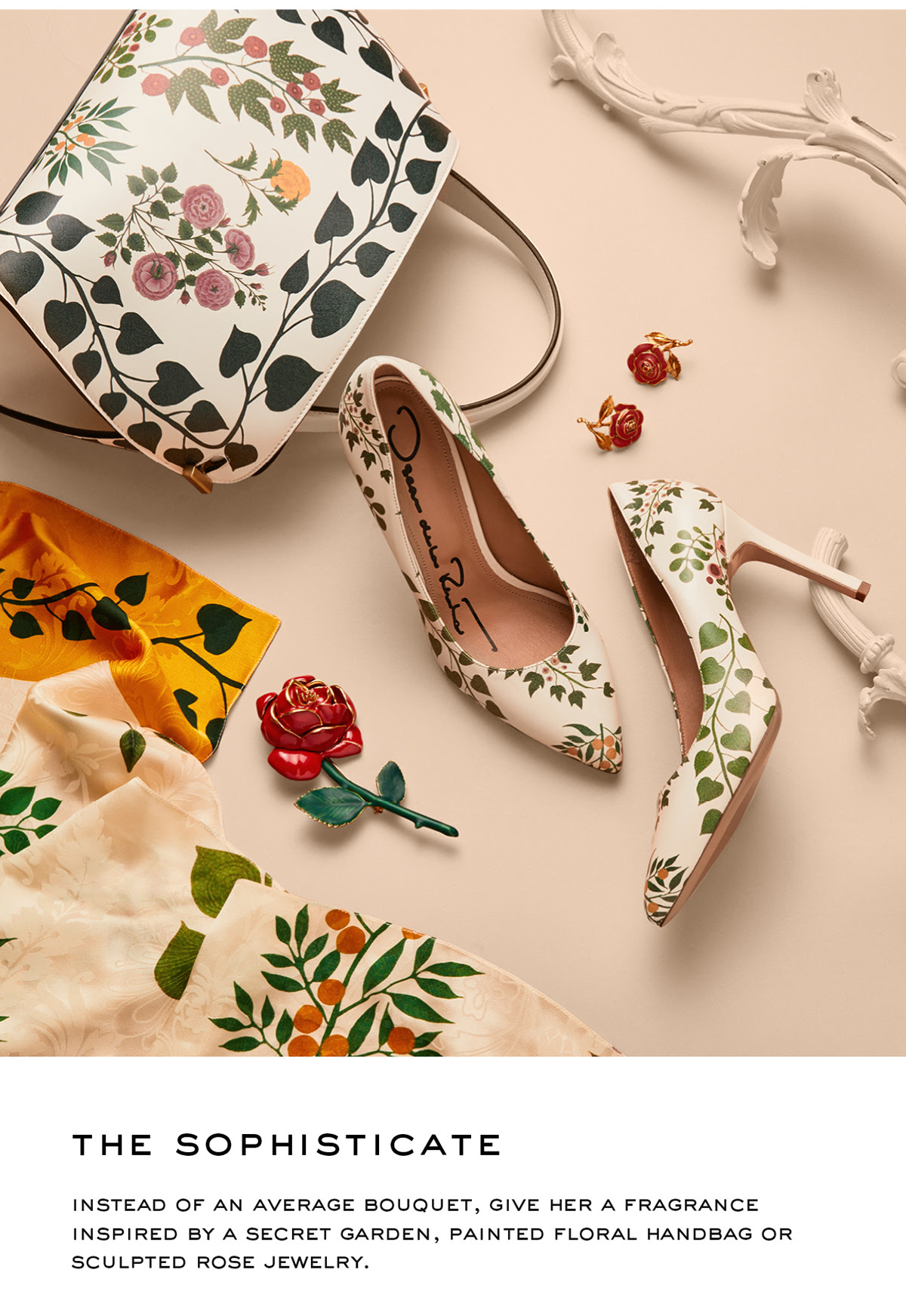 Oscar de la Renta - The Mother's Day Gift Guide